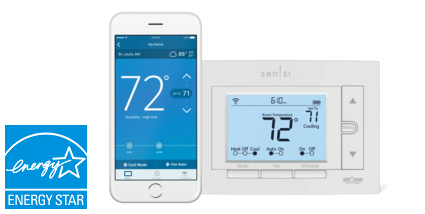 Comfort Sentry® Sensi Wifi Thermostat