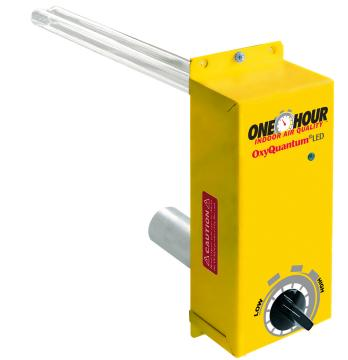 OxyQuantum® LED UV Germicidal Air Purifier